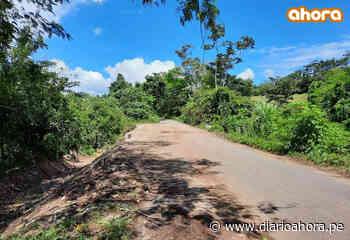 Mejoran camino vecinal de Saposoa a Pasarraya - DIARIO AHORA