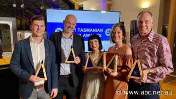 Honours and awards for ABC team at annual Tasmanian media showcase