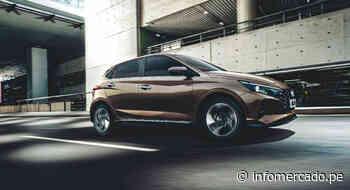 Hyundai presenta la tercera generación del i20 Hatch con una versión Turbo - Infomercado