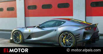 Ferrari lanza el motor (sin turbo) más potente del mundo   Actualidad - EL MOTOR