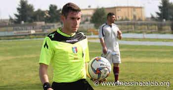Federico Cosseddu di Nuoro arbitrerà Messina-Santa Maria Cilento - MessinaCalcio.org