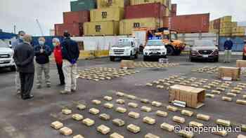 Tarapacá: Desbaratan banda narco con más de 600 kilos de droga - Cooperativa.cl