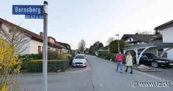 Anwohner des Bornsbergs wünschen sich Verkehrsberuhigung | Lokale Nachrichten aus Horn-Bad Meinberg - Lippische Landes-Zeitung