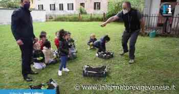 Vigevano, l'orto didattico negli asili comunali - Informatore Vigevanese