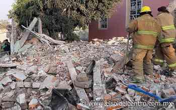 ¡Impresionante explosión en iglesia de Calvillo! - El Sol del Centro