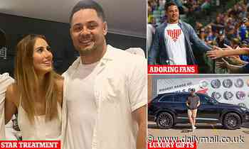 Jarryd Hayne never learnt the meaning of the word 'no' - and now he is behind bars