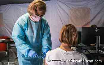 Public Health Coronavirus News Roundup, May 1–May 7 - Scientific American