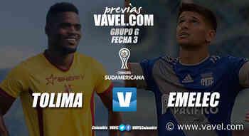 Previa Deportes Tolima vs Club Sport Emelec: solo sirve la victoria - VAVEL.com