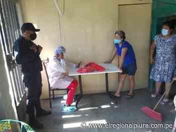 Sullana: realizan operación Tayta en distrito de Marcavelica - El Regional