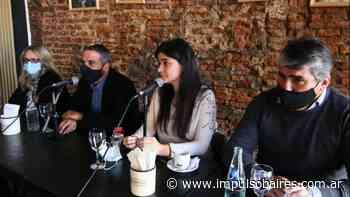 Carmela Moreau lanzó el partido Igualar en Brandsen - Impulso Baires
