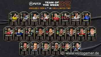 FIFA 21 TOTW 32 ist verfügbar und liefert mit Pierre-Emerick Aubameyang einen starken Stürmer - Eurogamer.de