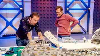 "Lommelaars Thomas en Roy in finale 'LEGO Masters': ""Extra kers op de taart"" - Het Belang van Limburg"