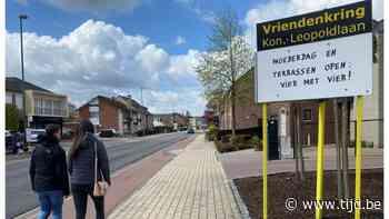 Nergens zonder weg in Lommel - De Tijd