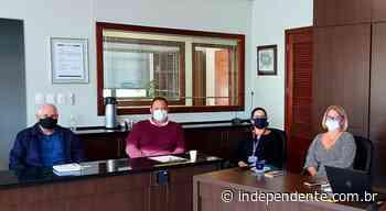 Prefeito de Vespasiano Corrêa busca parceria com a Univates - independente