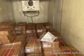 Homem é preso com 2,5 toneladas de carnes roubadas em Vespasiano, na região metropolitana de BH - Rádio Itatiaia