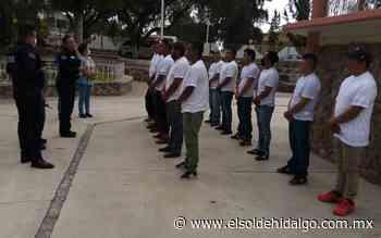 Conforman guardia comunitaria en Mixquiahuala - El Sol de Hidalgo