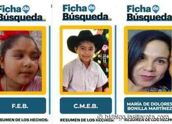 Buscan a familia de Mixquiahuala desde hace 9 días - La Silla Rota