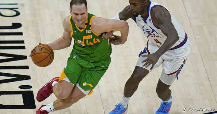 Bojan Bogdanovic's career-high 48 points carry Utah Jazz over Nuggets in playoff-like atmosphere