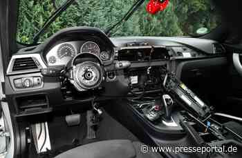 POL-ME: Serieneinbrüche in BMWs - Langenfeld/ Hilden/ Monheim am Rhein - 2105035 - Presseportal.de
