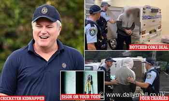 Inside Stuart MacGill's abduction: kidnapper demanded $150K or have his toes cut with boltcutters