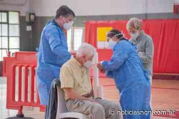 Avanza en San Martin de los Andes la Campaña de Vacunación contra el COVID-19 - Noticias NQN