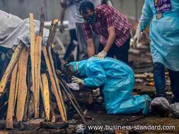 Coronavirus LIVE: India again records 400000+ cases; lockdown in Tamil Nadu - Business Standard