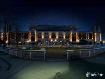 L'hippodrome de Deauville-La Touques, premier hippodrome de France entièrement éclairé en LED - Le Pays d'Auge