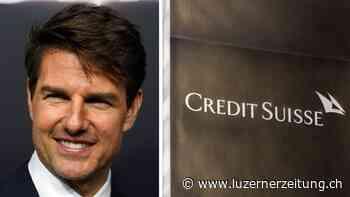 Generalversammlung - Finanzielle Massenvernichtungswaffen, Tom Cruise und der oberste Führer von Christus: Die irren Verstrickungen hinter der 5-Milliarden-Pleite der Credit Suisse - Luzerner Zeitung
