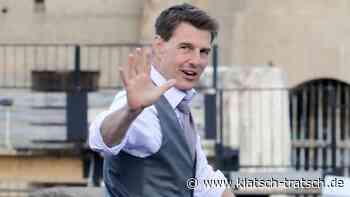 """Tom Cruise in """"Mission Impossible 7"""": Das ist sein neuster todesmutiger Stunt - klatsch-tratsch.de"""