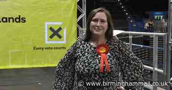 Labour take Sutton Coldfield Town Council seat from Conservatives bucking national trend - Birmingham Live