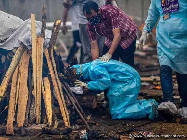 Coronavirus LIVE: India logs 401078 new cases; total lockdown in Tamil Nadu - Business Standard