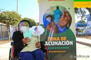 Mañana vacunarán a adultos mayores de Huarochirí, Huaral, Barranca y Cañete - Agencia Andina