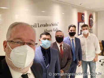 Prefeito Zé busca recursos para o Hospital Municipal de Guararema - Jornal Impresso Brasil
