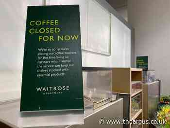 When will Waitrose bring back free coffee after Covid-19?