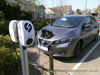 Charge My Street: Belthorn pub leads the way on free charge point scheme