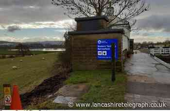 Otters to be protected during Barrowford reservoir safety works