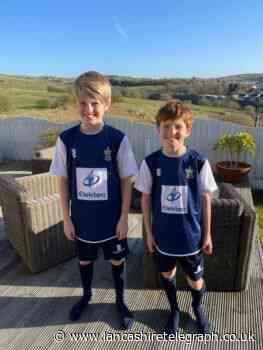 AFC Darwen: Elektec sponsor new kit in name of East Lancashire Hospice