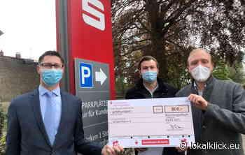 Schola Vitae eV erhält 800 Euro Soforthilfe von Stadtsparkasse - Lokalklick.eu - Online-Zeitung Rhein-Ruhr