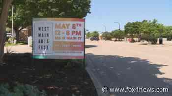 West Main Arts Festival in Arlington marks return of in-person art festivals - FOX 4 Dallas