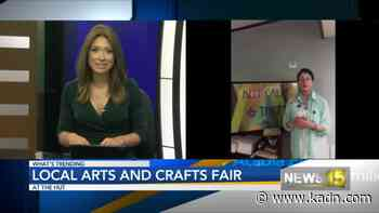 Local Arts And Crafts Event To Take Place In May - FOX 15