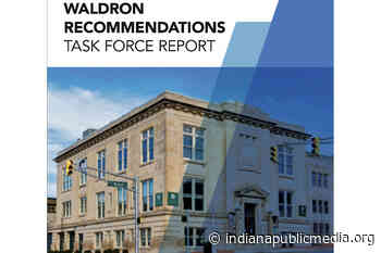 Task Force Issues Recommendations For Future Of Waldron Arts Center - Indiana Public Media
