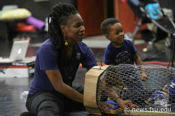 FSU MANCC receives renewed funding from Sustainable Arts Foundation to support working parent artists - Florida State News