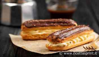 Eclair crema chantilly e nutella | dessert finger food in 20 minuti - RicettaSprint