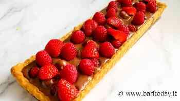Crostata di fragole con crema pasticcera al cioccolato: il dolce goloso per la 'Festa della Mamma' - BariToday