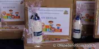 Prefeitura de Itaberaba realiza Dia D de entrega do Kit Escolar para alunos da Rede Municipal - chapada notícias