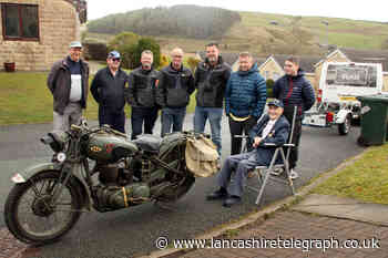"""Veterans to ride """"old faithful"""" bike across Europe in tribute to D-Day hero"""