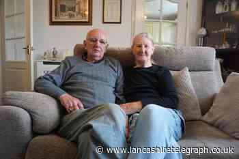 Golden wedding celebrations for Great Harwood couple
