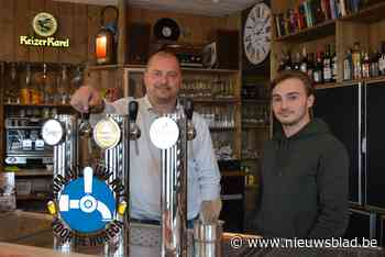 Zo vader, zo zoon: Na Didier (53) opent ook Arthur (21) een café in Nazareth