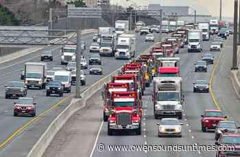 Truck driver shortage impacts produce shipments - Owen Sound Sun Times