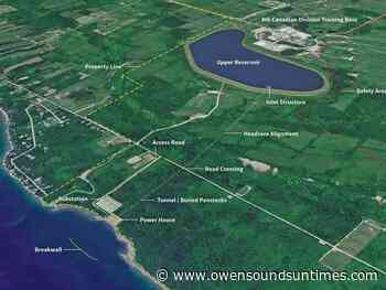 Petition against Meaford pumped-storage plan filed as company proceeds - Owen Sound Sun Times